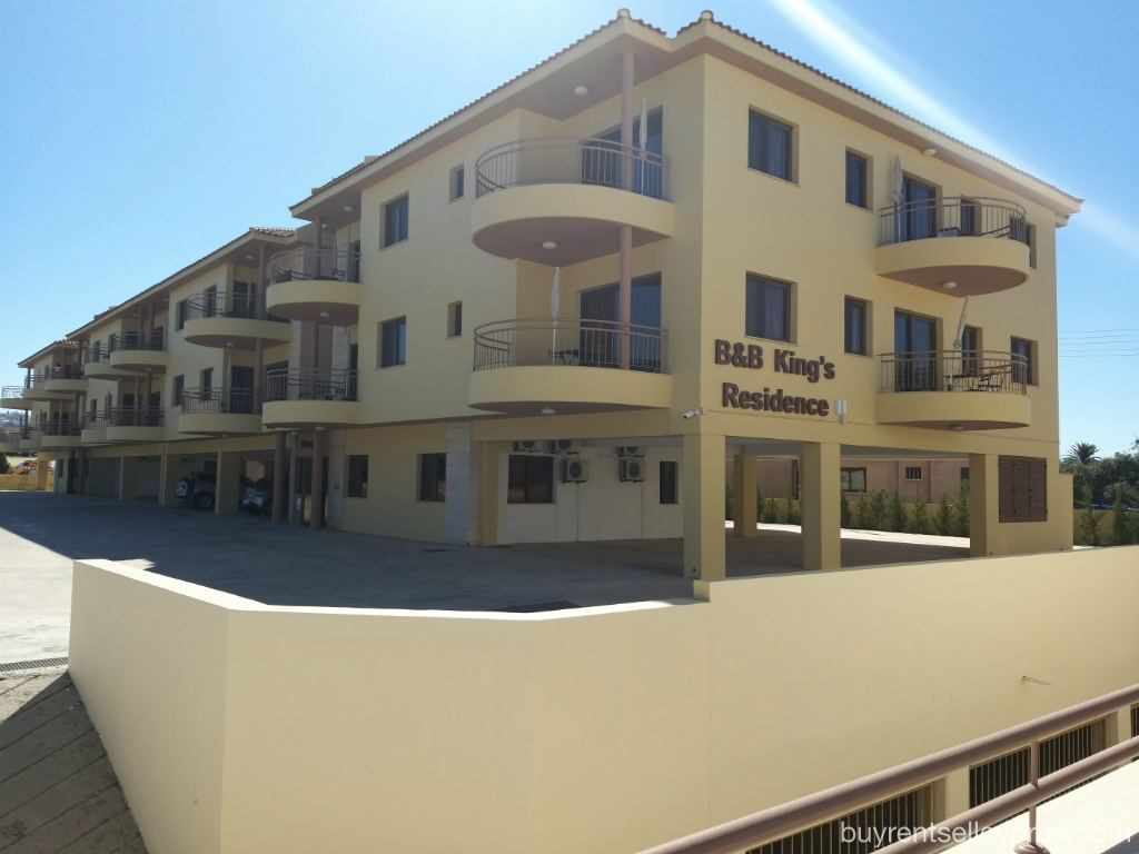 Paphos Apartment - Holiday Letting