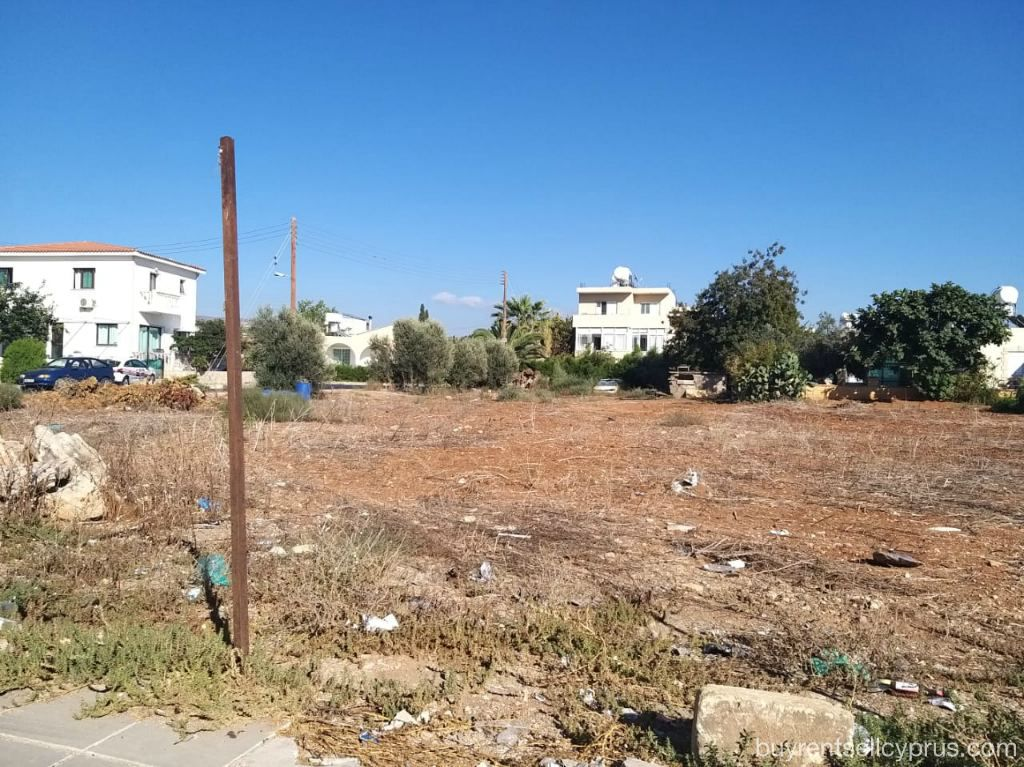 Paphos Land - Land For Sale